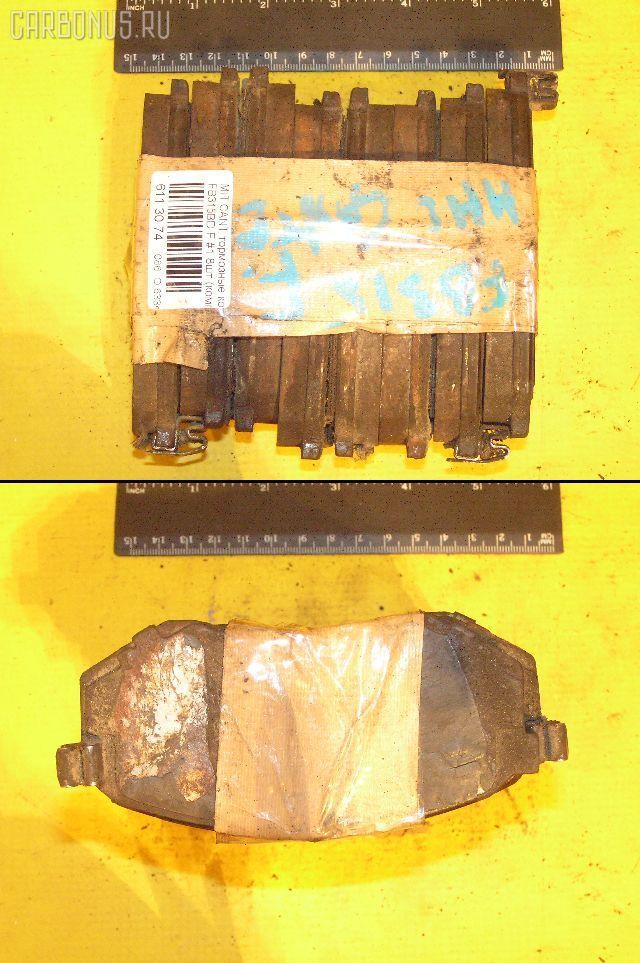 Тормозные колодки MITSUBISHI CANTER FB315BD Фото 1