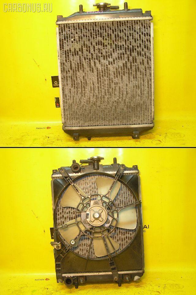 Радиатор ДВС TOYOTA DUET M100A EJ-DE. Фото 9