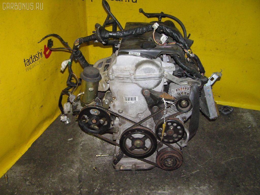 Двигатель TOYOTA PLATZ NCP16 2NZ-FE. Фото 9