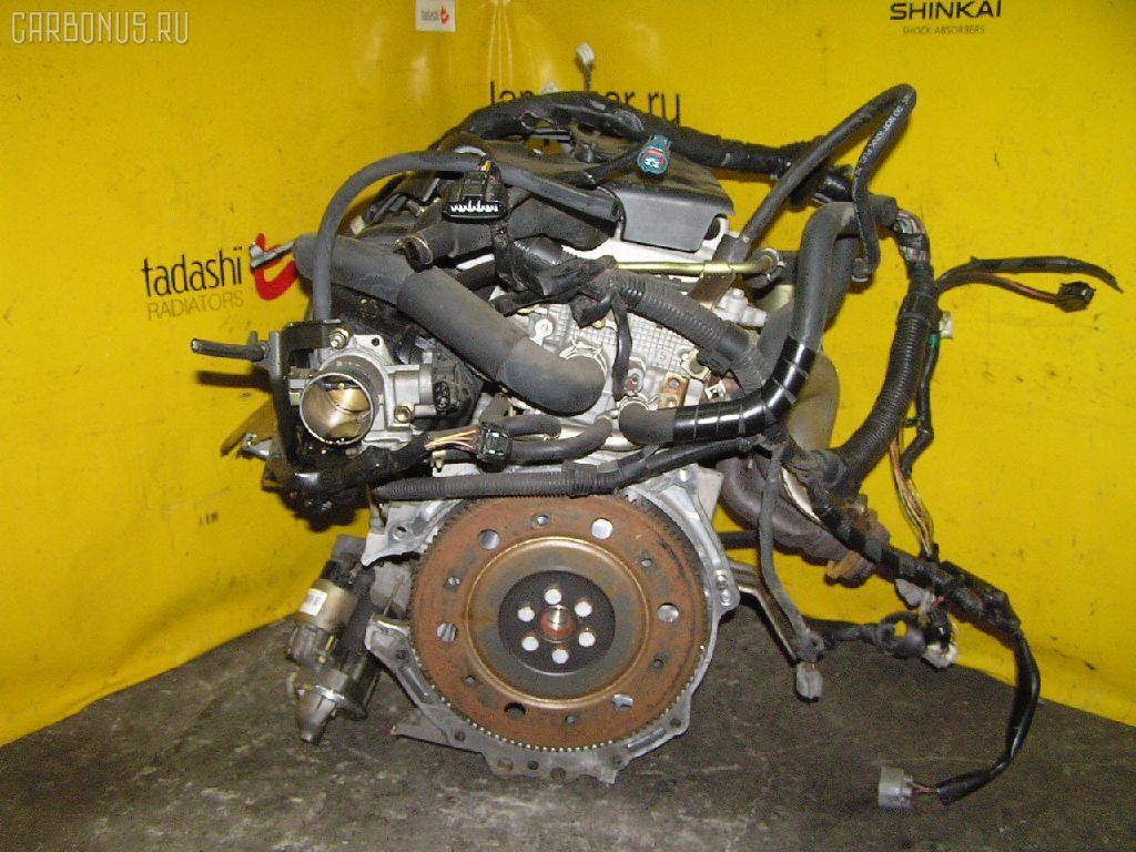 Двигатель TOYOTA PLATZ NCP16 2NZ-FE. Фото 11