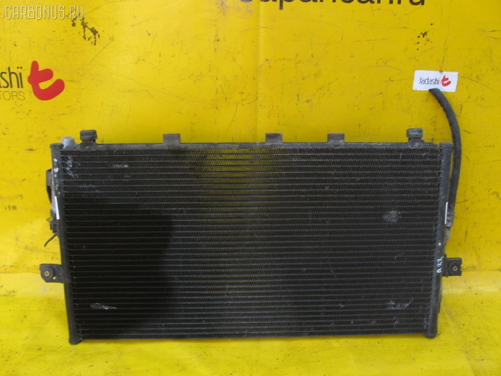 Радиатор кондиционера NISSAN CEFIRO A33 VQ20DE. Фото 8