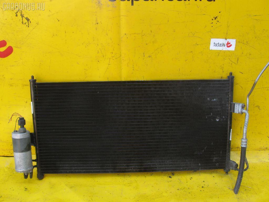 Радиатор кондиционера NISSAN TINO V10 QG18DE. Фото 4
