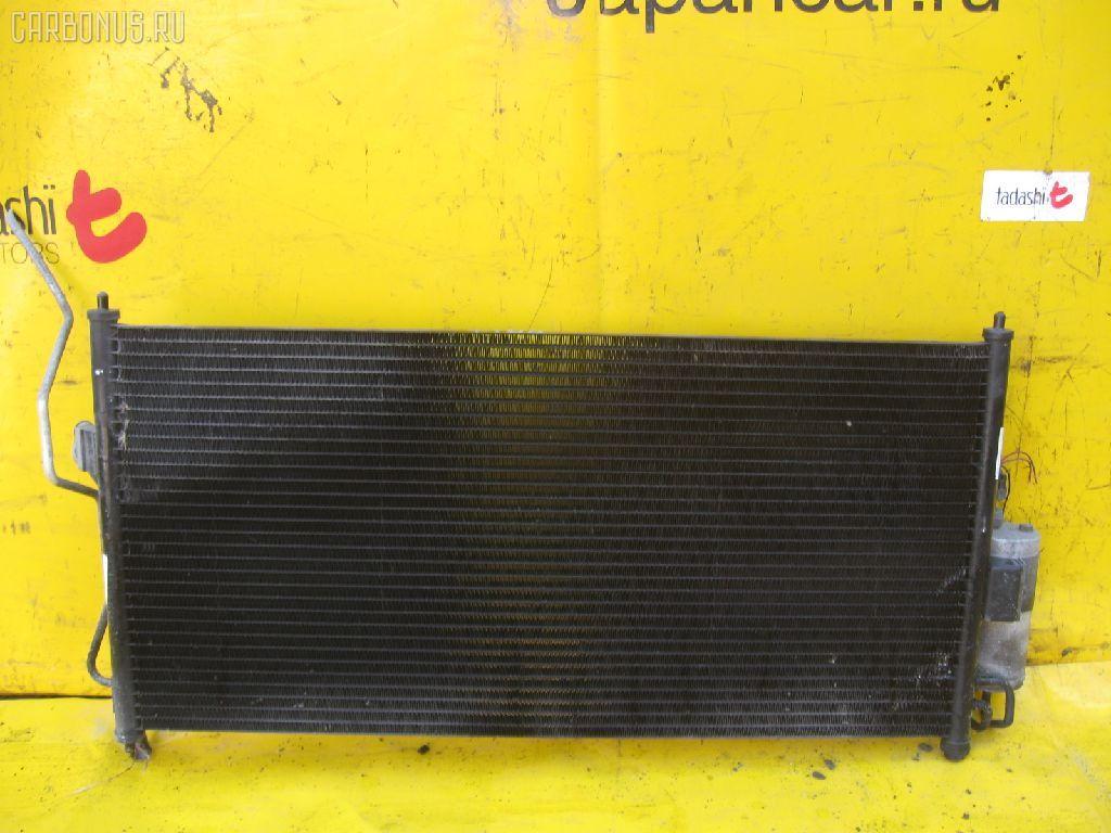 Радиатор кондиционера NISSAN TINO V10 QG18DE. Фото 5