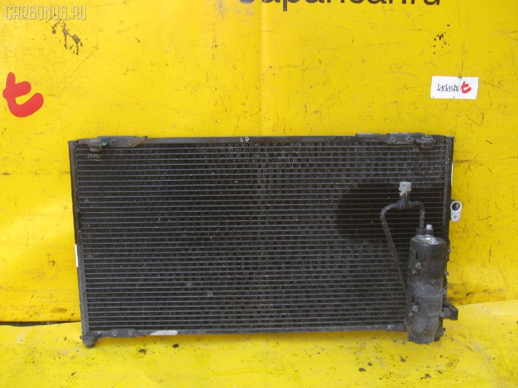 Радиатор кондиционера TOYOTA GX100 1G-FE. Фото 2
