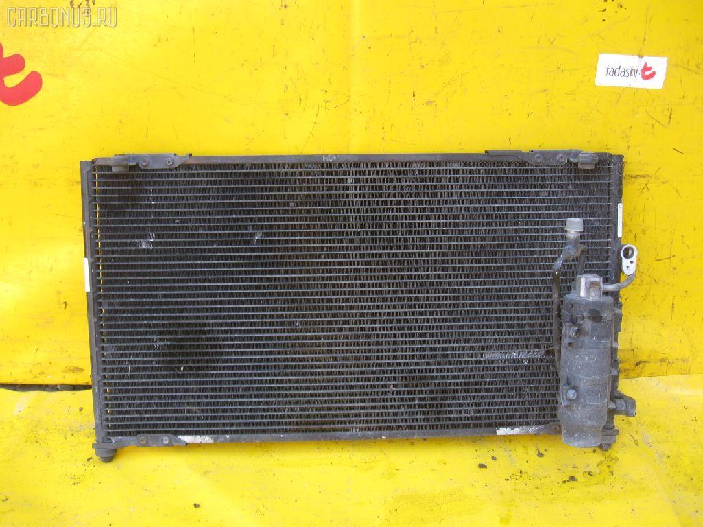 Радиатор кондиционера TOYOTA GX100 1G-FE. Фото 4
