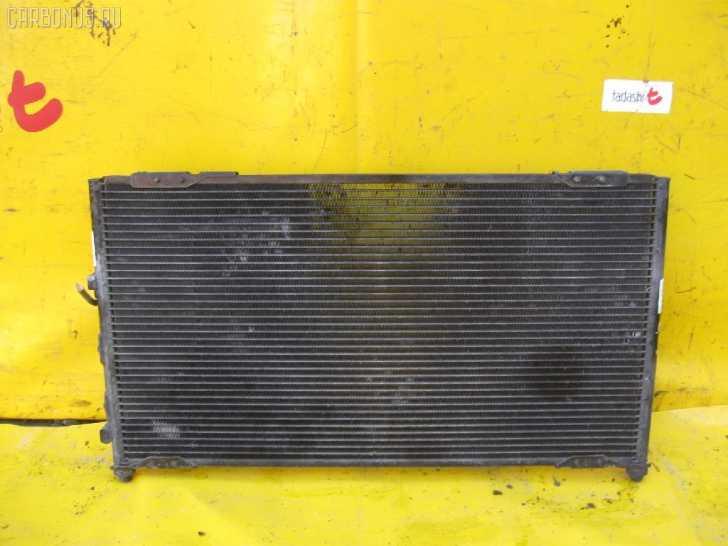 Радиатор кондиционера TOYOTA GX100 1G-FE. Фото 5