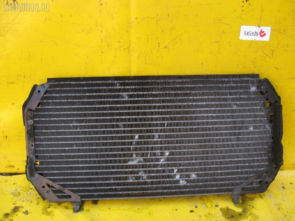 Радиатор кондиционера TOYOTA VISTA SV40 4S-FE. Фото 5
