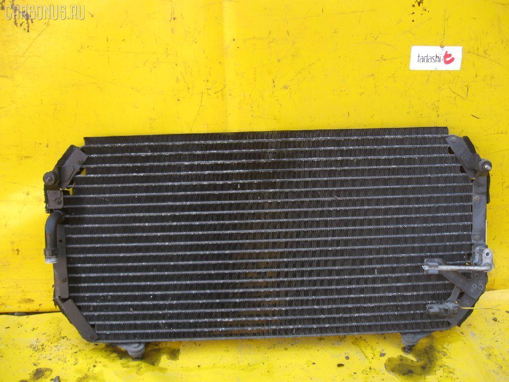 Радиатор кондиционера TOYOTA VISTA SV40 4S-FE. Фото 6