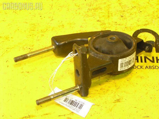 Подушка двигателя TOYOTA BB NCP31 1NZ-FE. Фото 1