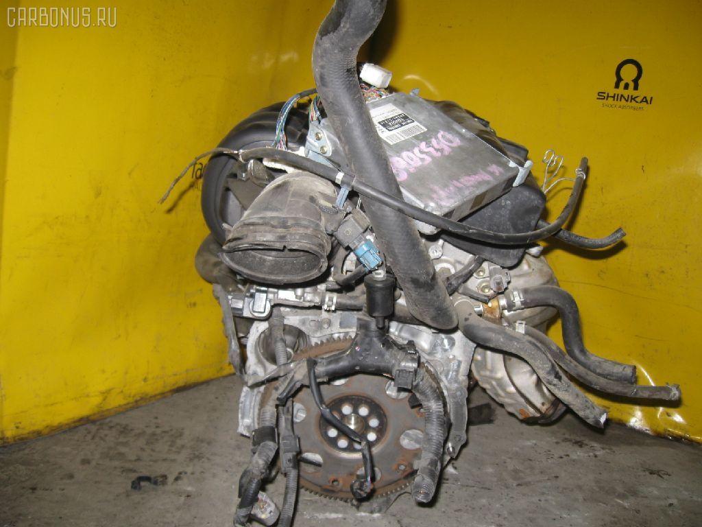 Двигатель TOYOTA VISTA ZZV50 1ZZ-FE. Фото 8