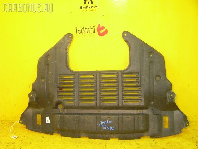 Защита двигателя TOYOTA PROGRES JCG10 1JZ-FSE. Фото 4