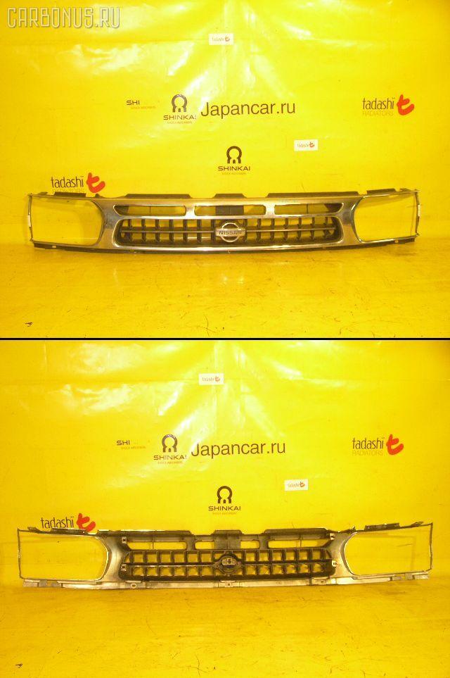 Решетка радиатора NISSAN TERRANO PR50. Фото 8