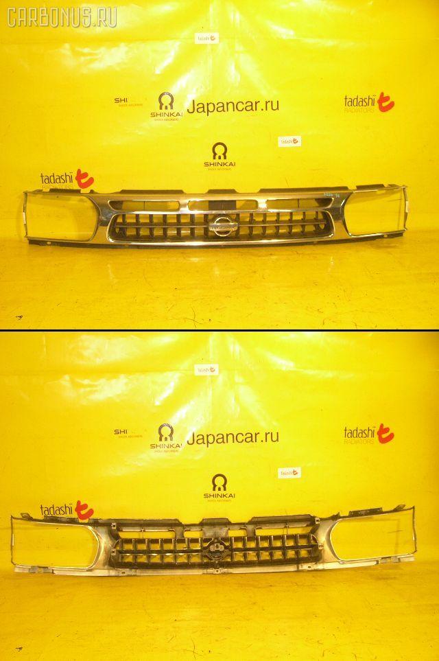 Решетка радиатора NISSAN TERRANO PR50. Фото 9