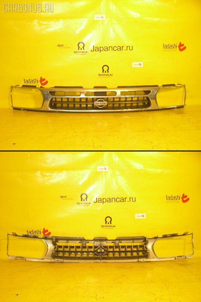 Решетка радиатора NISSAN TERRANO PR50. Фото 10