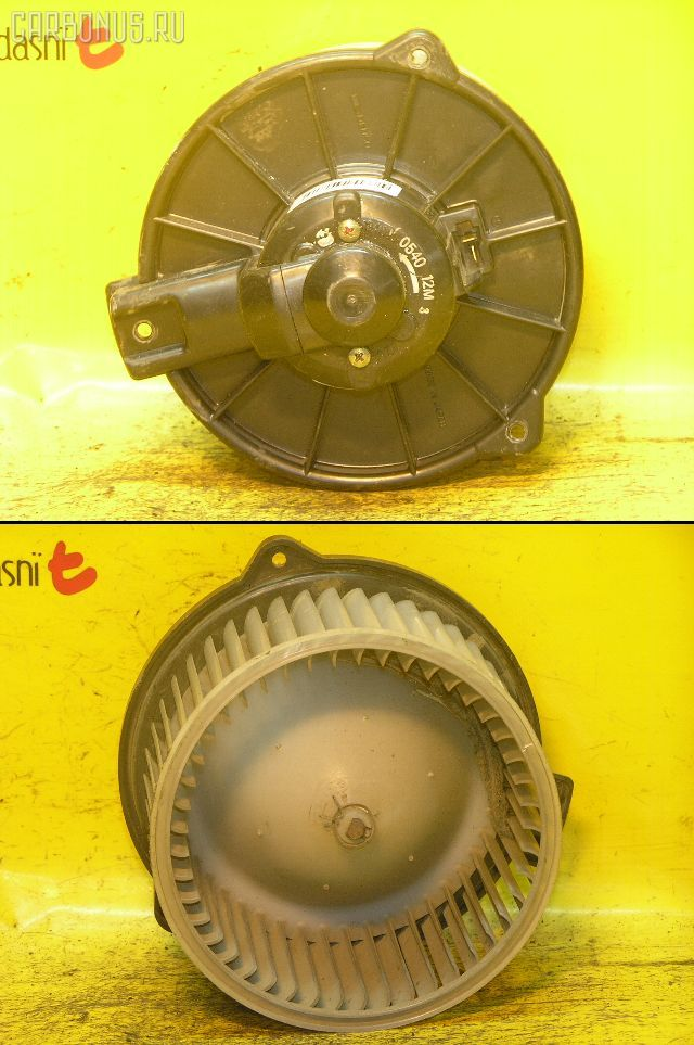 Мотор печки TOYOTA CORONA ST191. Фото 3