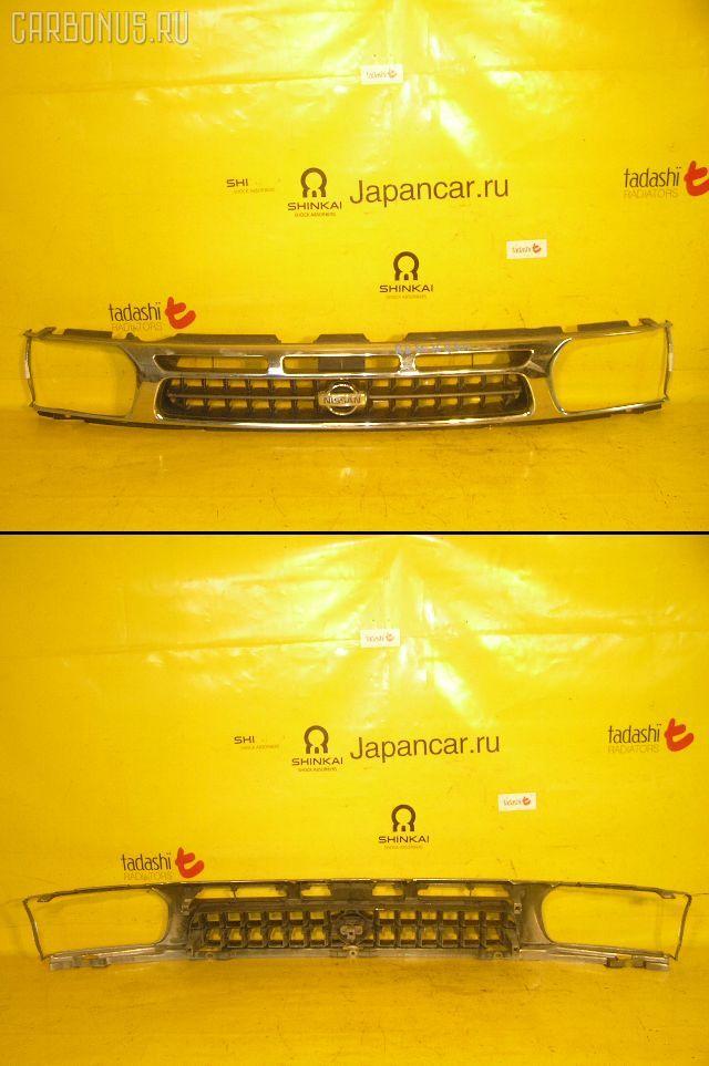 Решетка радиатора NISSAN TERRANO RR50. Фото 2