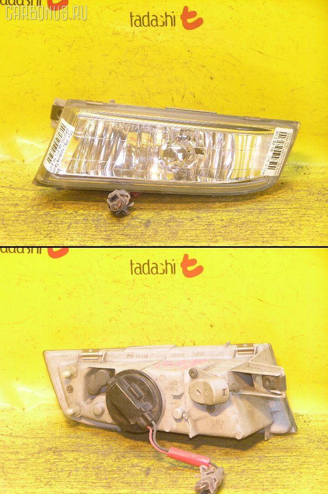 Туманка бамперная TOYOTA IPSUM SXM10G. Фото 5