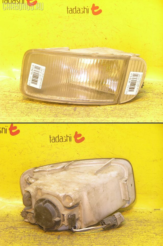 Туманка бамперная TOYOTA ARISTO JZS147. Фото 2