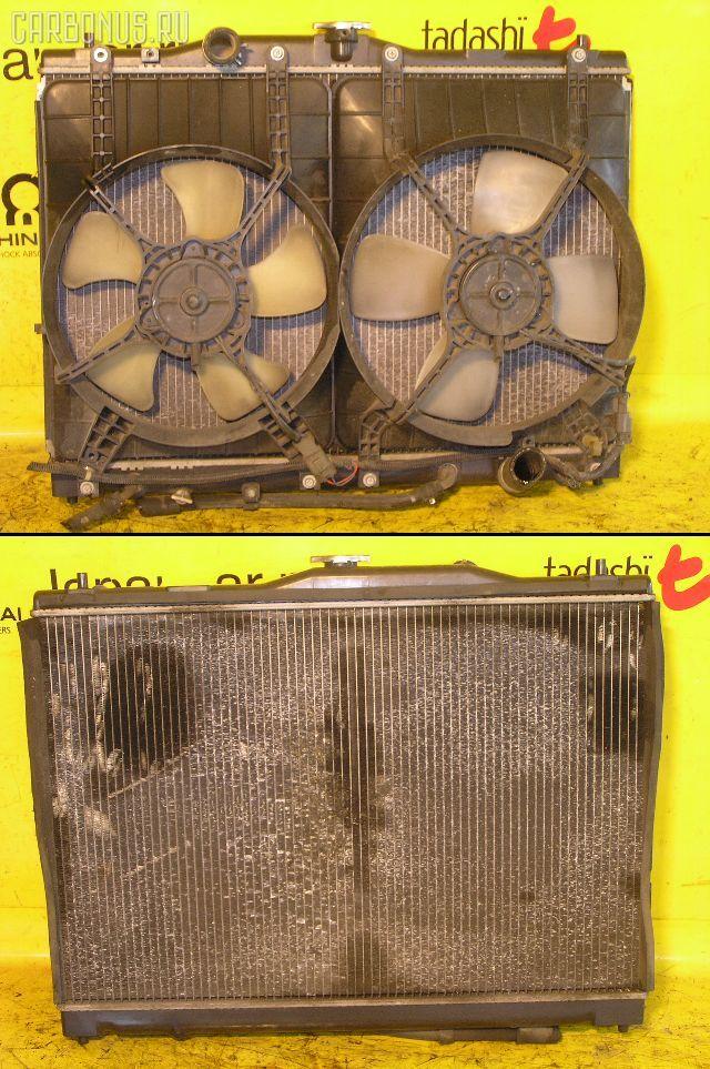 Радиатор ДВС HONDA LEGEND KA9 C35A. Фото 9