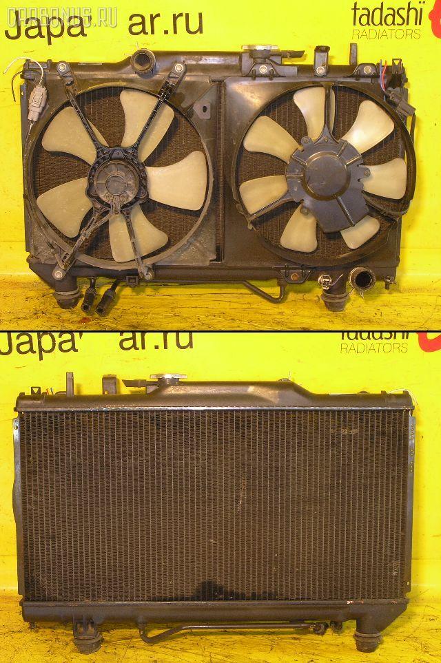 Радиатор ДВС TOYOTA CORONA ST190 4S-FE. Фото 8