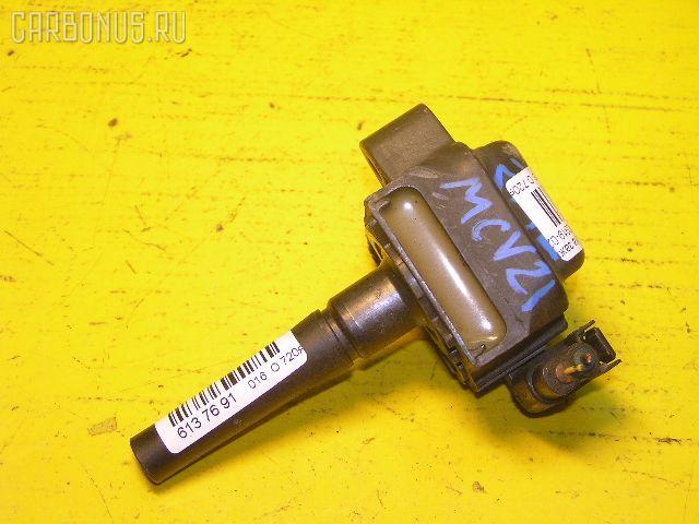 Катушка зажигания TOYOTA MARK II QUALIS MCV21W 2MZ-FE. Фото 9