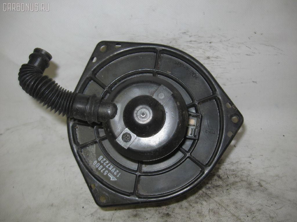 Мотор печки NISSAN WINGROAD WFY10. Фото 2