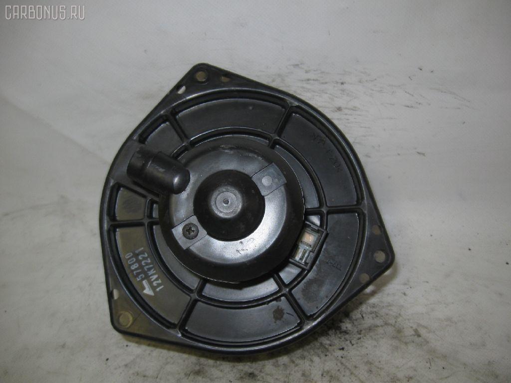 Мотор печки NISSAN WINGROAD WFY10. Фото 4