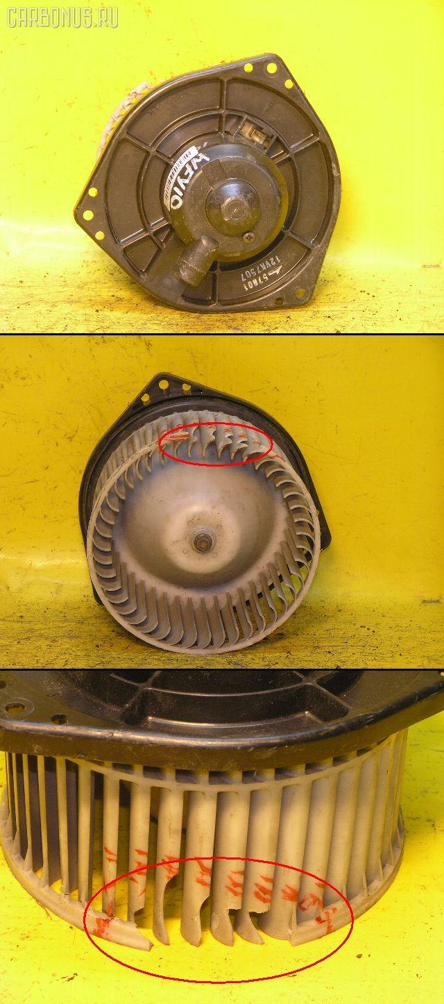 Мотор печки NISSAN WINGROAD WFY10. Фото 5