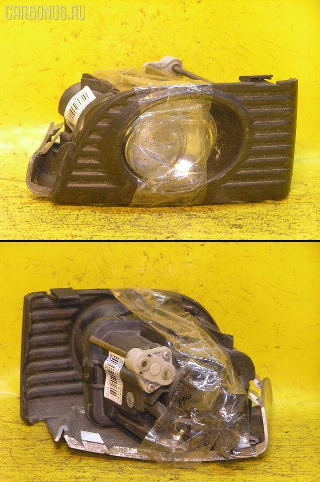 Туманка бамперная SUBARU LEGACY WAGON BH5. Фото 9
