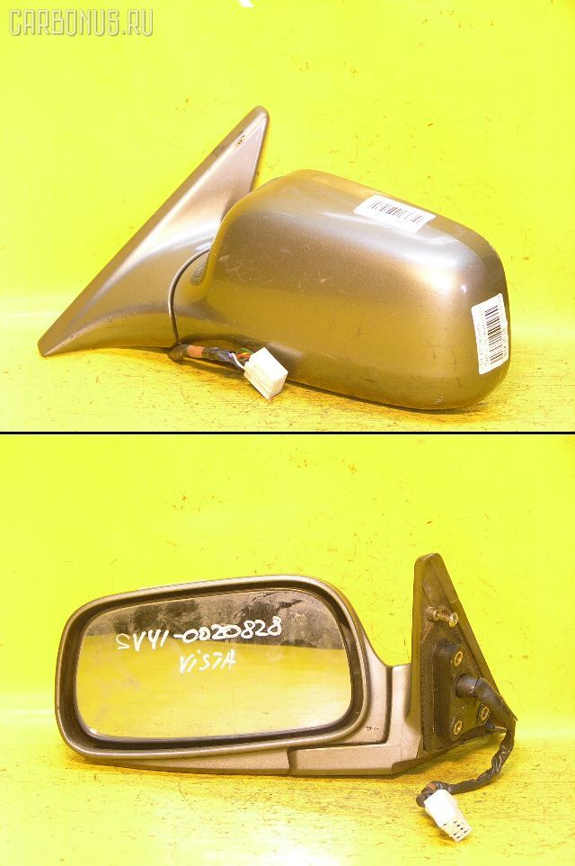 Зеркало двери боковой TOYOTA VISTA SV41. Фото 10