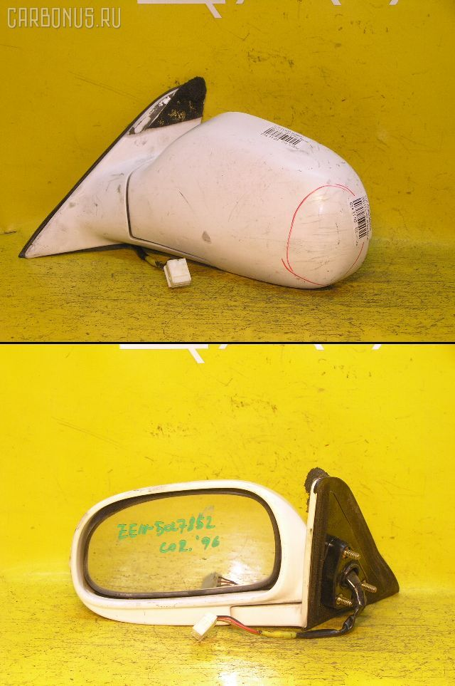Зеркало двери боковой TOYOTA COROLLA EE111. Фото 10