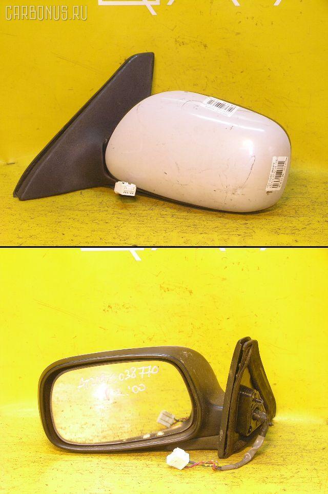 Зеркало двери боковой TOYOTA CORONA PREMIO AT210. Фото 11