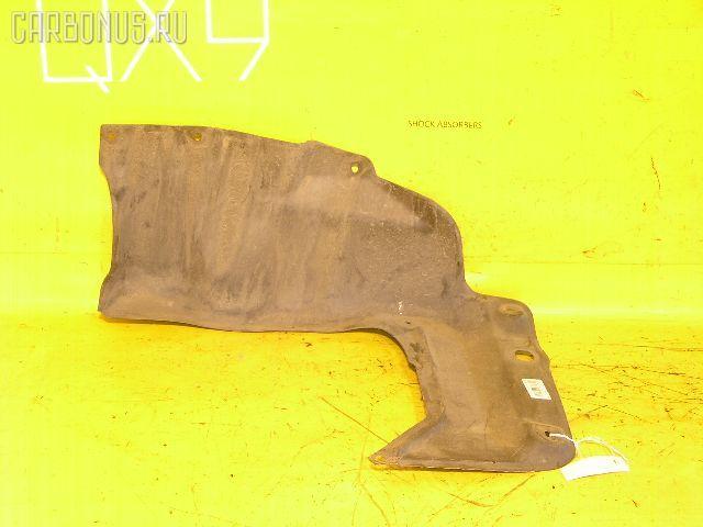 Защита двигателя TOYOTA COROLLA FIELDER NZE121G 1NZ-FE. Фото 8