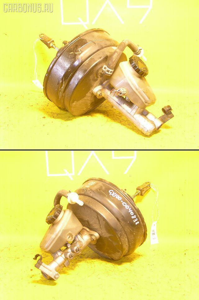 Главный тормозной цилиндр TOYOTA GX100 1G-FE. Фото 11