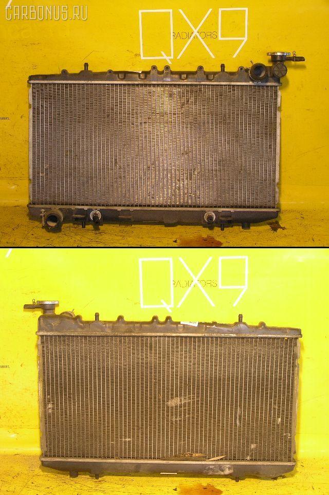 Радиатор ДВС NISSAN SUNNY FB14 GA15DE. Фото 10