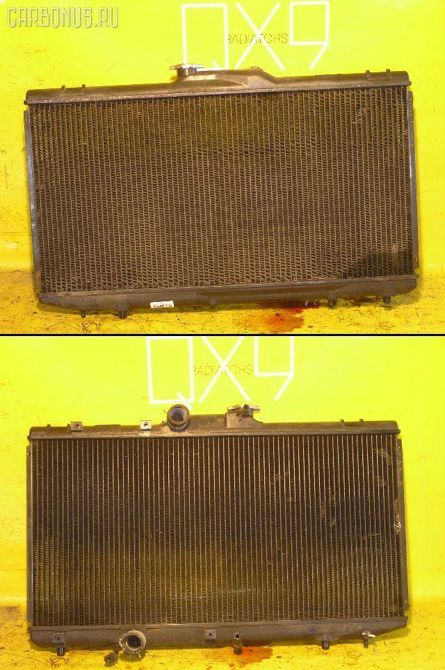 Радиатор ДВС TOYOTA COROLLA WAGON EE107V 3E