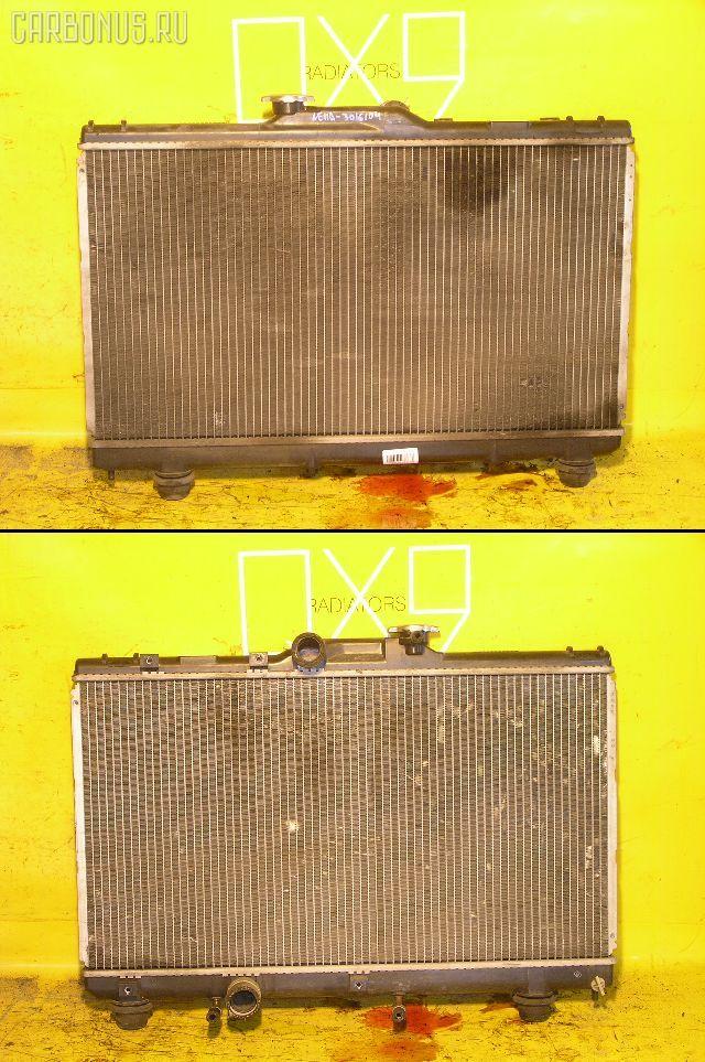Радиатор ДВС TOYOTA AE110 5A-FE. Фото 10