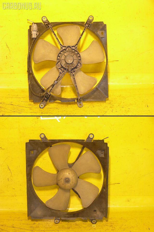 Вентилятор радиатора ДВС TOYOTA CORONA ST190 4S-FE. Фото 3