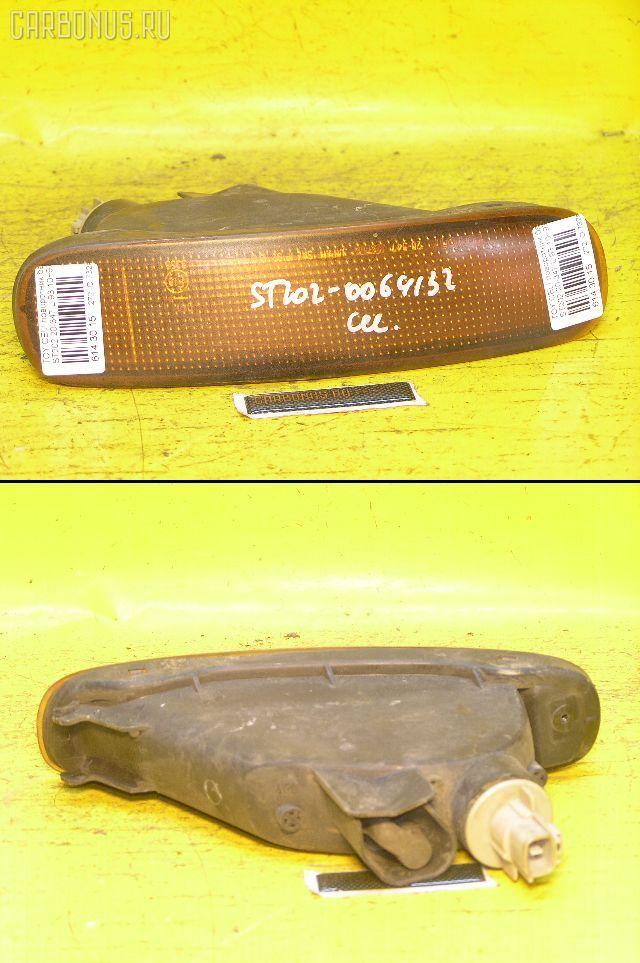 Поворотник бамперный TOYOTA CELICA ST202. Фото 4