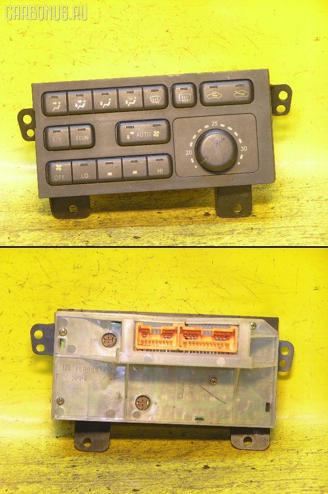 Блок управления климатконтроля TOYOTA CARINA ED ST202 3S-FE. Фото 6