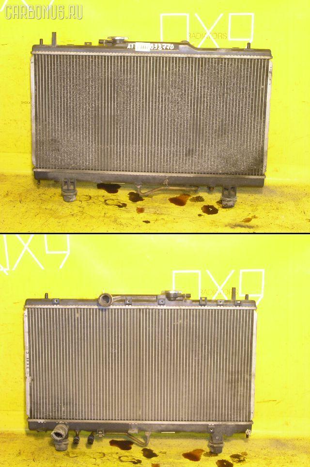 Радиатор ДВС TOYOTA CARINA AT210 4A-FE. Фото 6