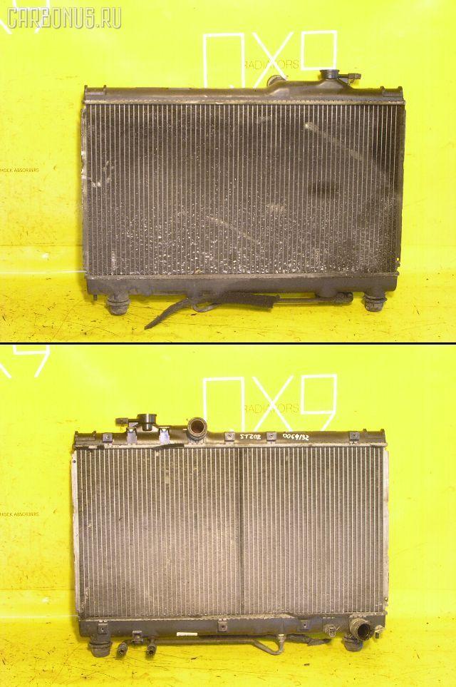 Радиатор ДВС TOYOTA CELICA ST202 3S-GE. Фото 1