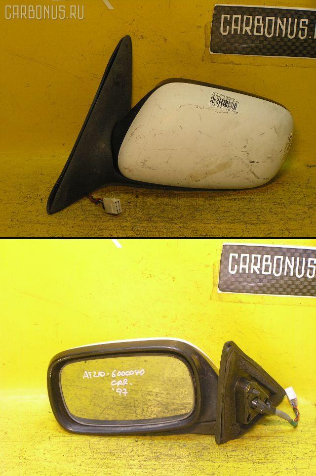 Зеркало двери боковой TOYOTA CARINA AT210. Фото 2