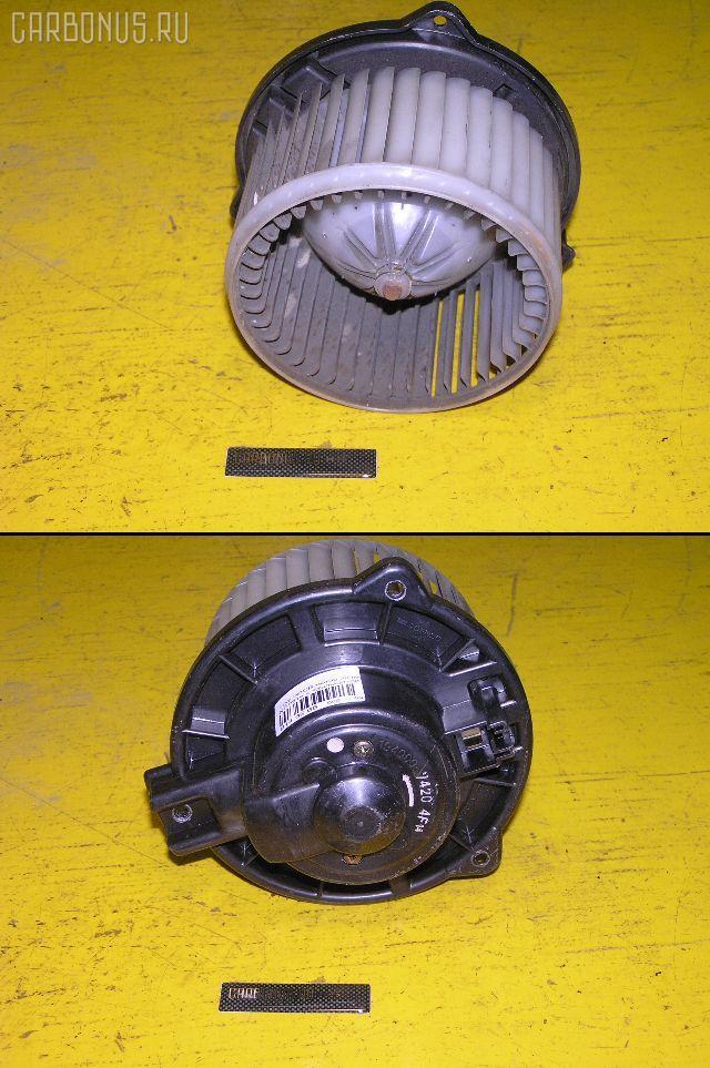Мотор печки TOYOTA PROBOX NCP51V. Фото 7