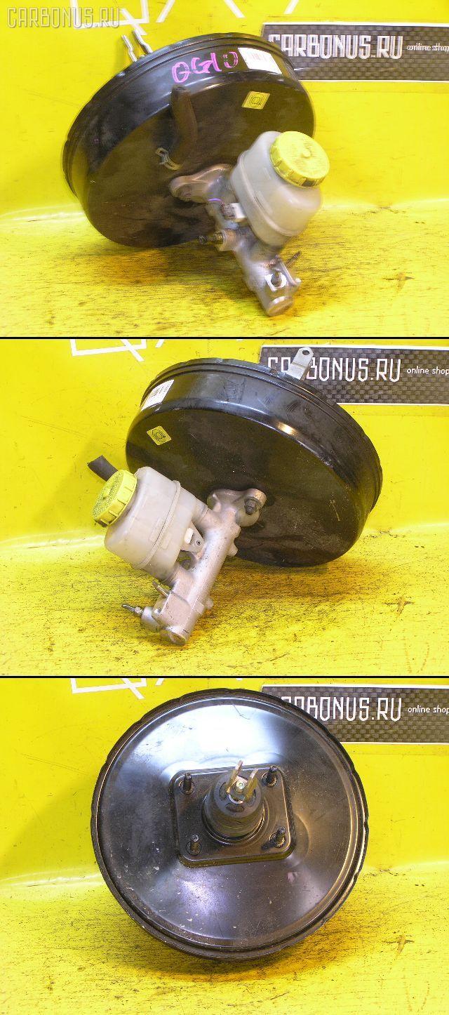 Главный тормозной цилиндр NISSAN BLUEBIRD SYLPHY QG10 QG18DE. Фото 8