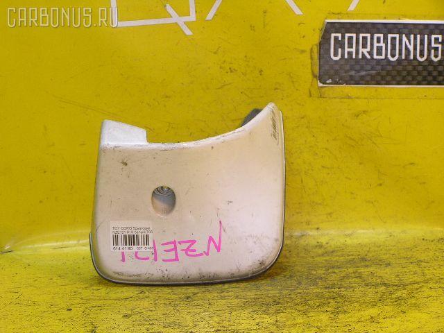 Брызговик TOYOTA COROLLA NZE121. Фото 5