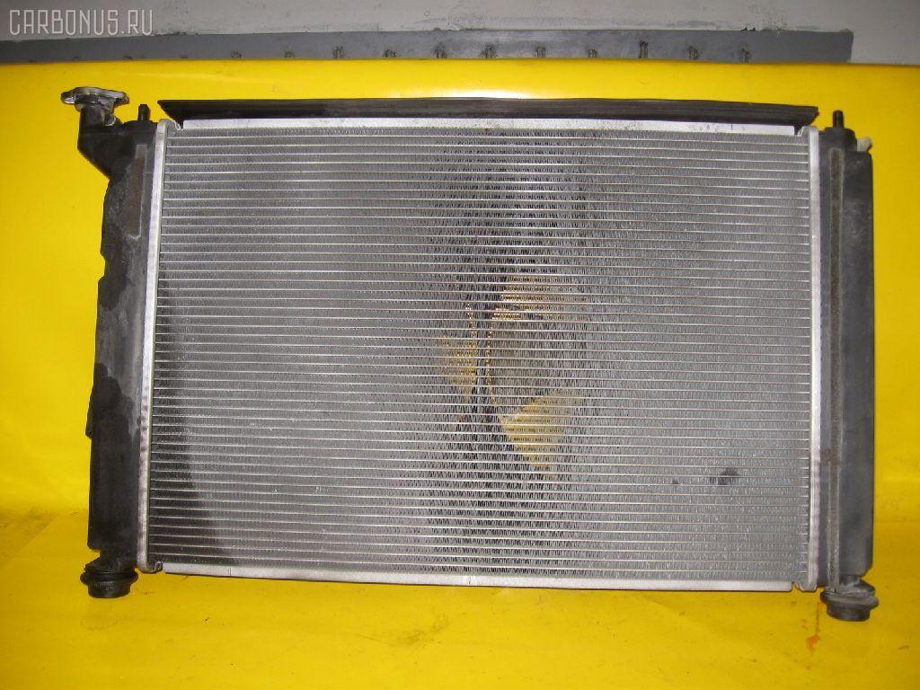 Радиатор ДВС TOYOTA OPA ZCT10 1ZZ-FE. Фото 5