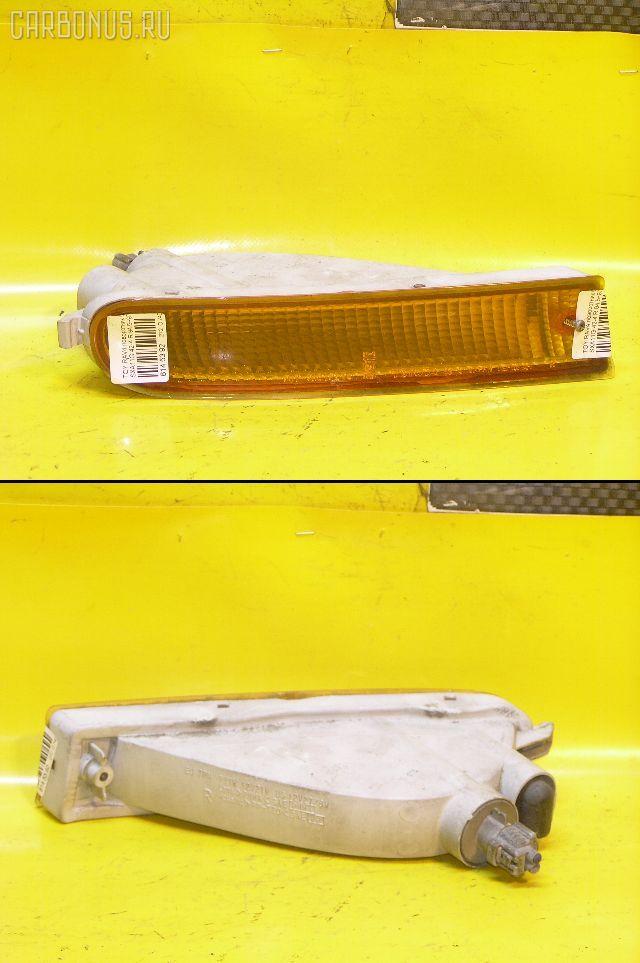 Поворотник бамперный TOYOTA RAV4 SXA11G. Фото 2