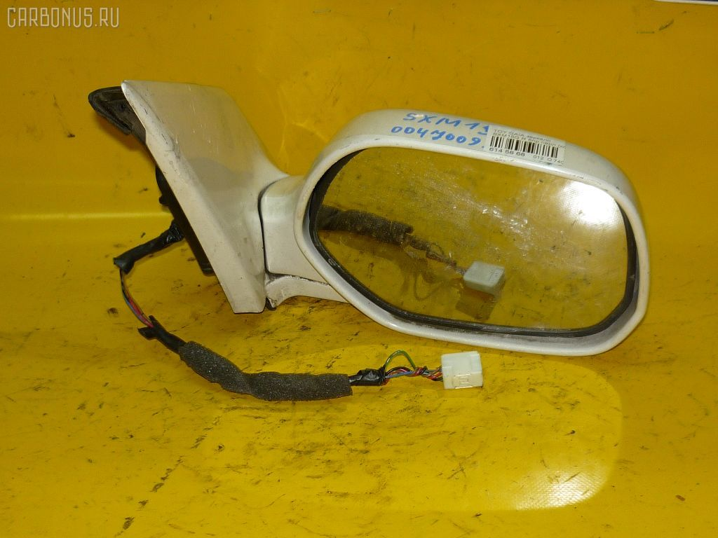 Зеркало двери боковой TOYOTA GAIA SXM15G. Фото 5
