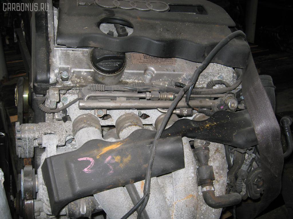 Двигатель AUDI A4 8DADR ADR. Фото 9
